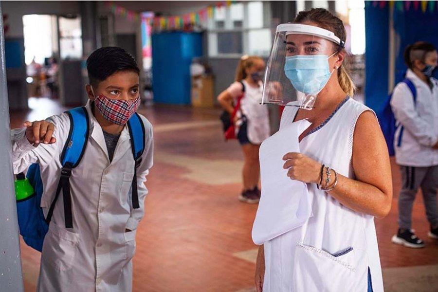 Preocupación entre docentes bonaerenses por las clases presenciales