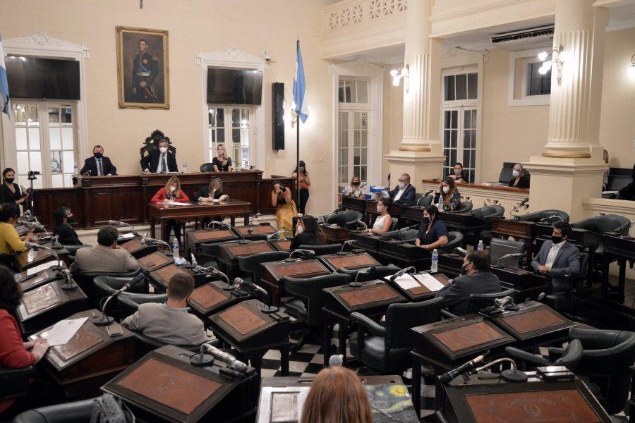 El Concejo Deliberante aprobó la prórroga de la Emergencia Sanitaria y Económica en Capital