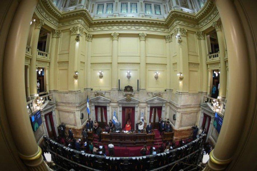 El Senado aprobó con cambios un proyecto sobre acoso sexual en espacios públicos