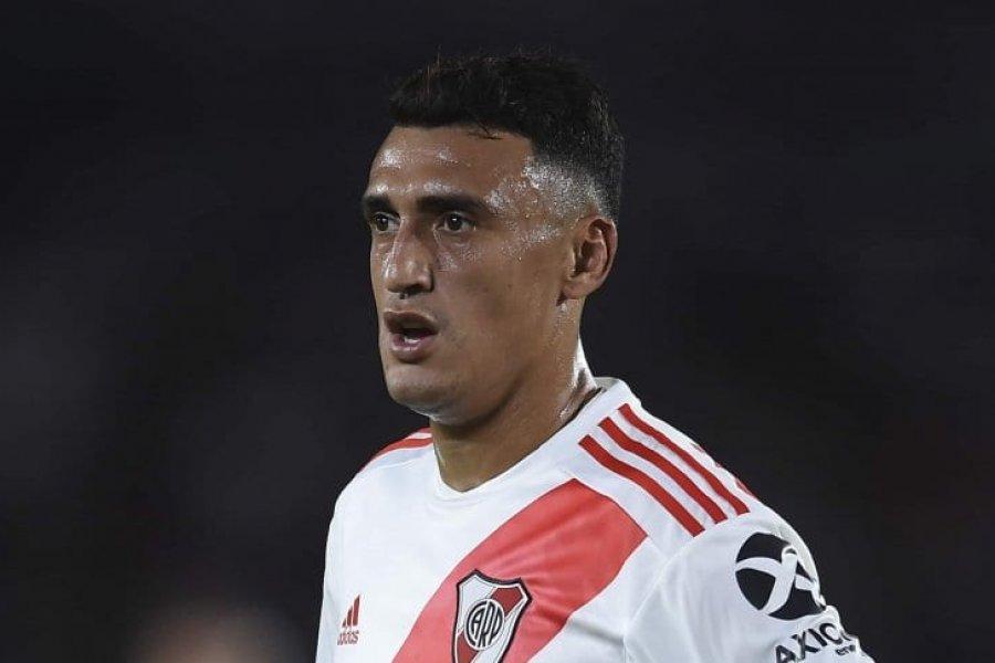 Sigue la incertidumbre por Matías Suárez en River
