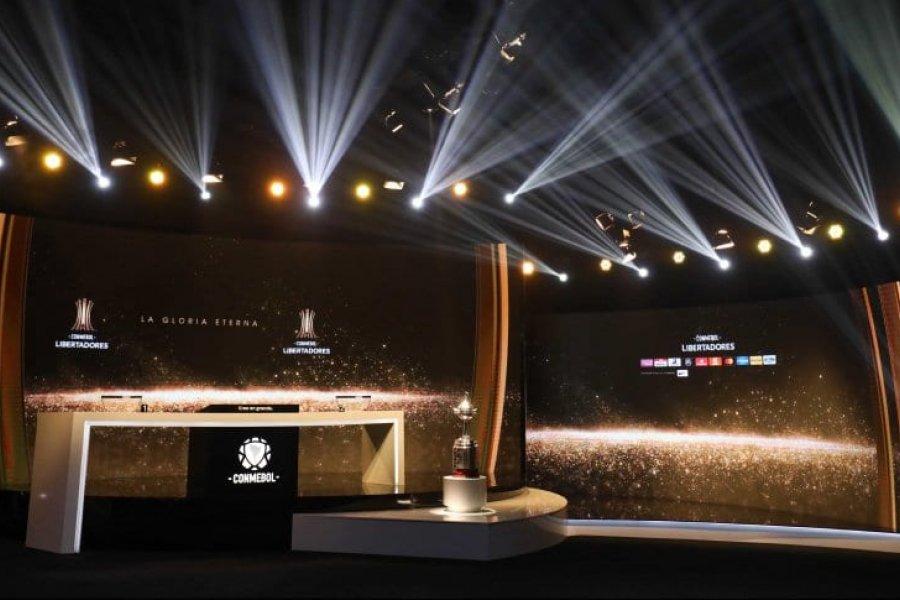 Hoy se realizará el sorteo de la fase de grupos de la Copa Libertadores 2021: