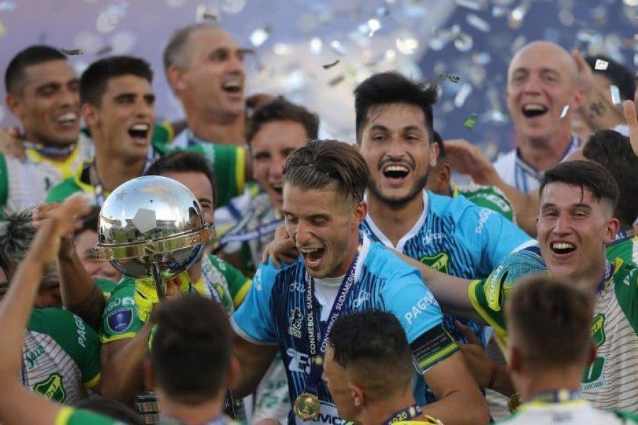 Se definen los grupos de la Sudamericana: bolilleros, calendario, el nuevo formato y más