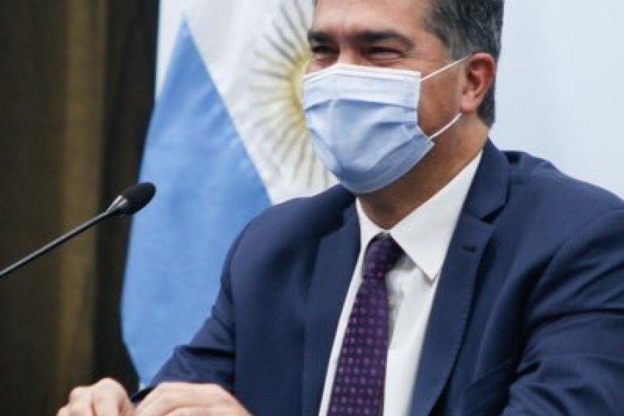 Capitanich confirmó que Chaco unificará las elecciones en caso que no se suspendan las PASO