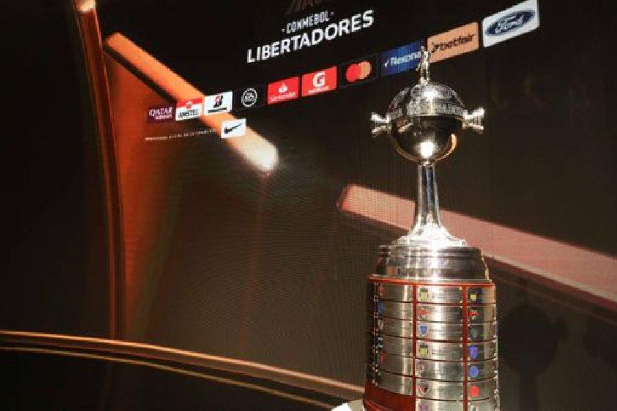 Se sorteó la Copa Libertadores 2021: así quedaron los grupos