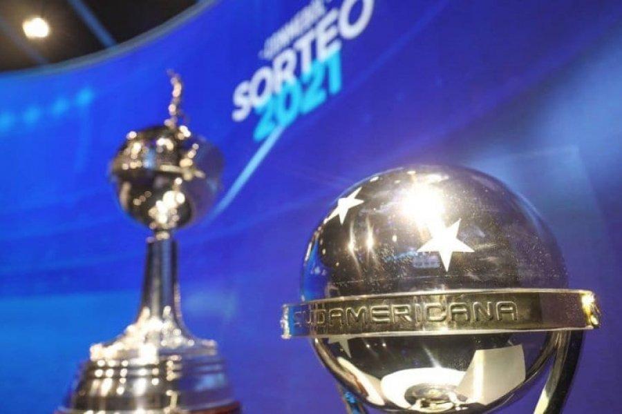 Sorteo de la Copa Sudamericana 2021: así quedaron los grupos