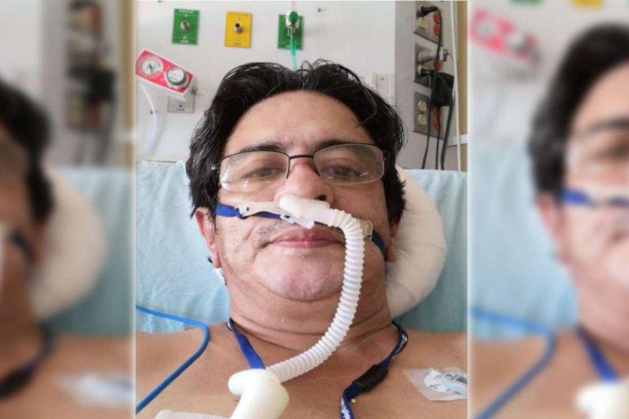 """""""Murió por cuidar imbéciles como ustedes"""": la feroz crítica de un hombre que perdió a su hermano médico"""