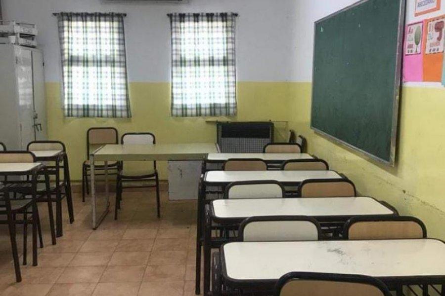 Alumna de un Colegio privado dio positivo pero las clases continuarán normalmente