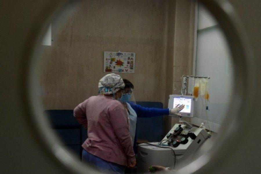 384 muertos y 12.555 nuevos casos de Coronavirus en Argentina