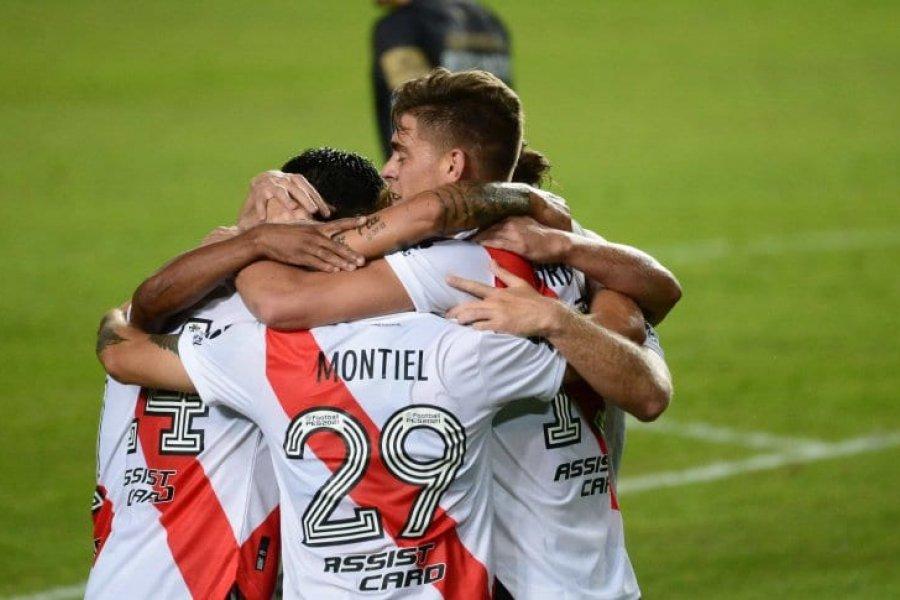 River- Colón, por Copa Liga Profesional: formaciones, hora y TV