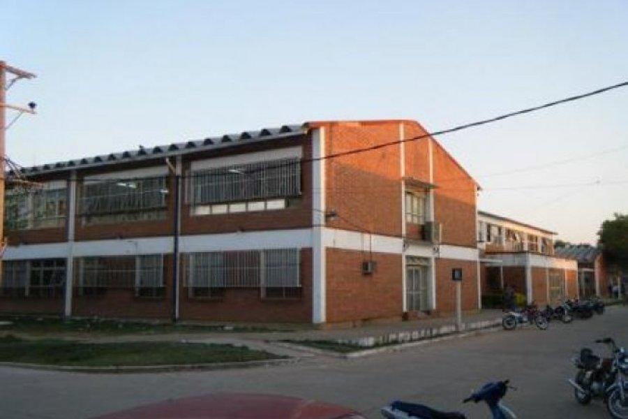 Cierra la Escuela Normal de Saladas por casos de COVID en docentes y alumnos
