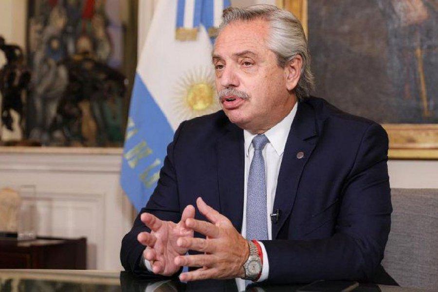 "Alberto Fernández advirtió que en Brasil ""pretende reiniciarse la persecución"" contra Lula"