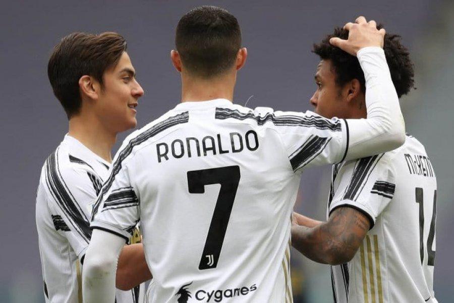 Con unos minutos de Dybala, Juventus derrotó a Genoa
