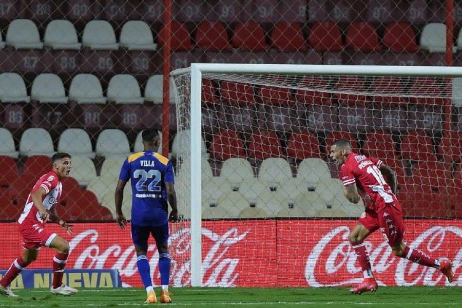 Boca tropezó ante Unión y comprometió su clasificación