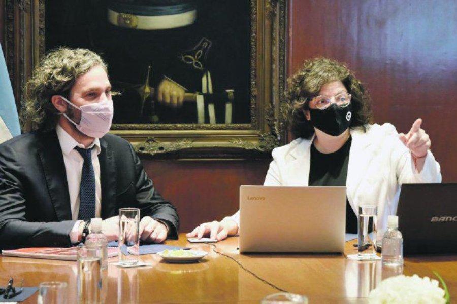 Gobierno inicia semana clave con reuniones para evaluar el avance del COVID-19