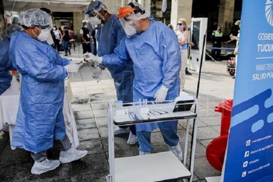 Chaco alcanzó los 970 fallecidos por Coronavirus
