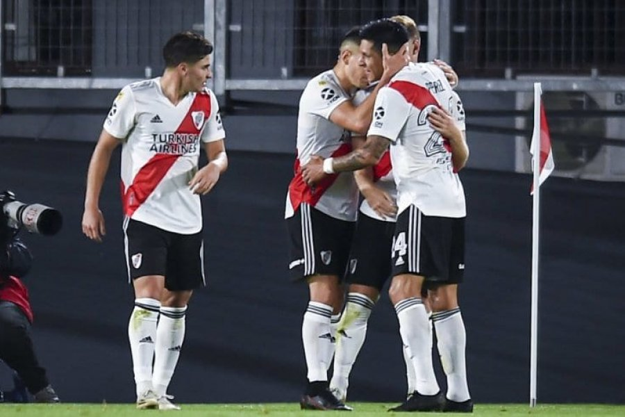 River ya tiene fixture confirmado para la Copa Libertadores