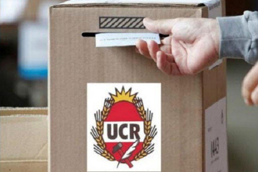 Otro distrito UCR correntino con problemas para definir candidato