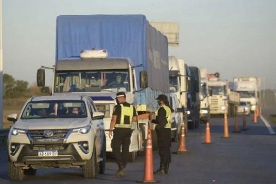 Coronavirus: Exigirían PCR negativo a transportistas que ingresen al país