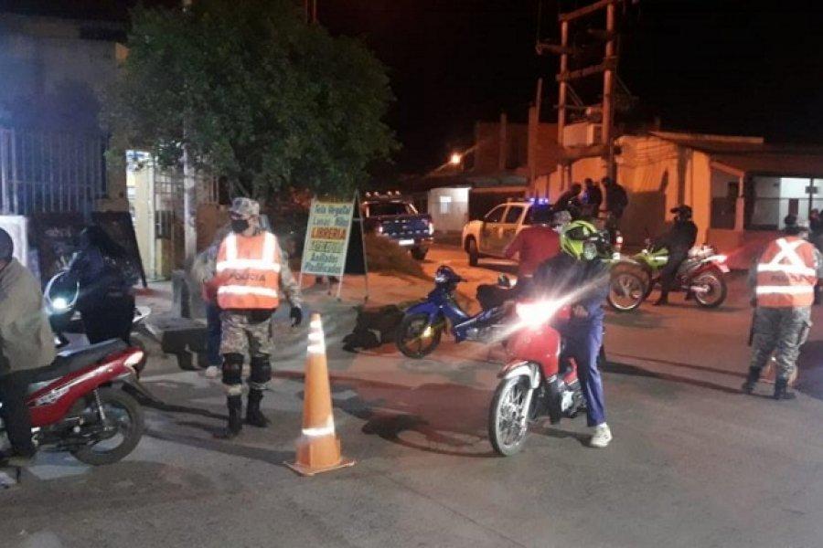 Continúan los operativos de prevención y control en la Ciudad