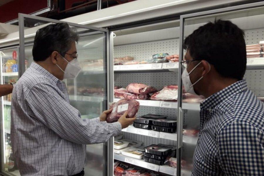 La Subsecretaría de Comercio detectó faltantes de cortes de carne bonificados en supermercados