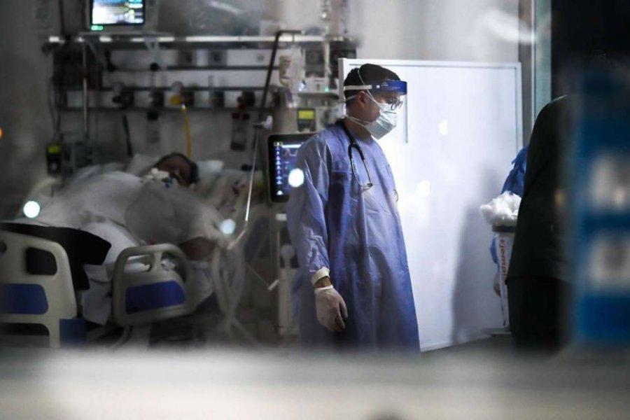El Hospital Posadas se quedó sin camas en la sala COVID