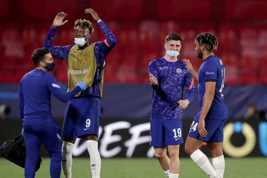 El gol agónico no le alcanzó a Porto y Chelsea está en semifinales