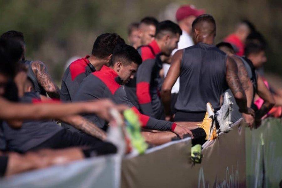 Brote en Independiente: Monzón, positivo de Covid-19 y queda uno solo para dirigir