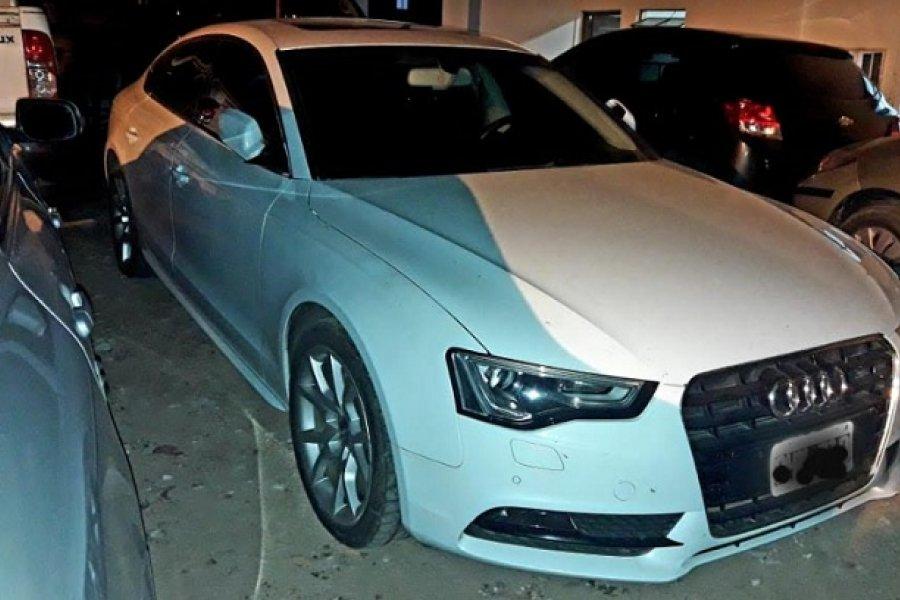 Secuestran un auto de alta gama vinculado a una causa por supuesta estafa