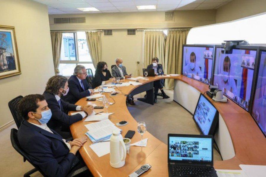 Gobernadores esperan que Nación pague costo político de cierre con auxilios fiscales