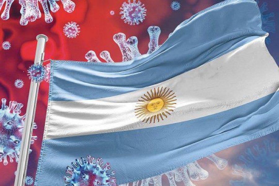 Analizan la aparición de una nueva cepa del coronavirus en Buenos Aires