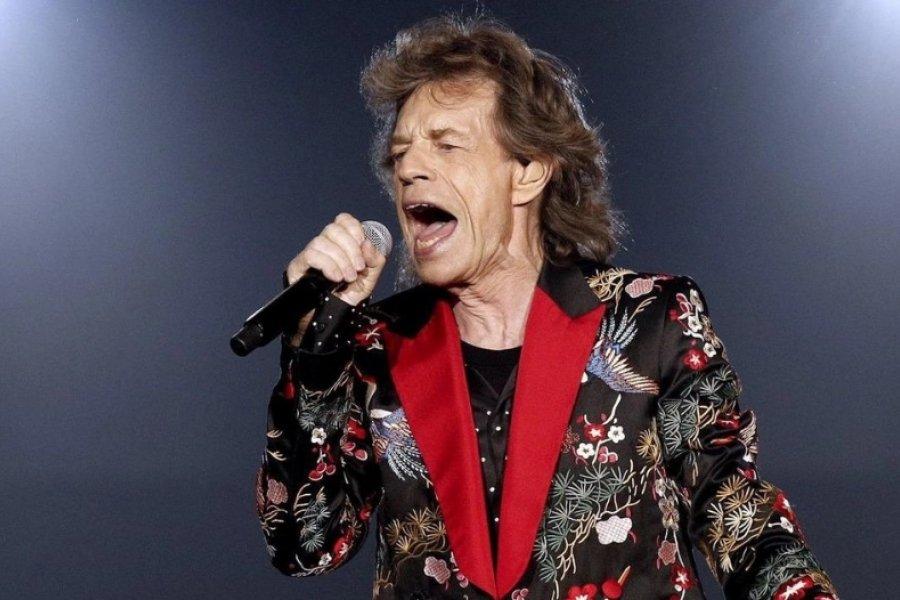 Mick Jagger estrenó una canción sobre la vida en pandemia