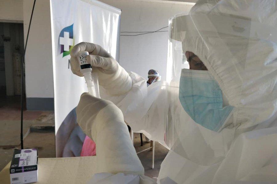 Detectaron 18 casos de COVID en Mariano I. Loza e impusieron nuevas restricciones