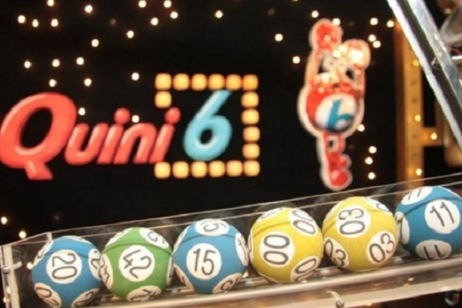 Chaqueño ganó el Quini 6 y cobró un premio de más de $8 millones