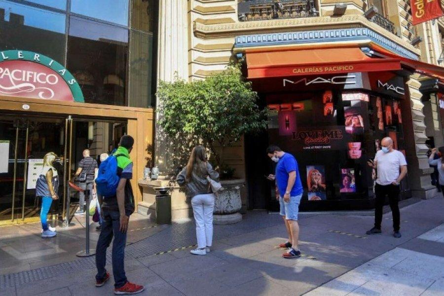 Shoppings cerrados: Nuevo anuncio del Presidente