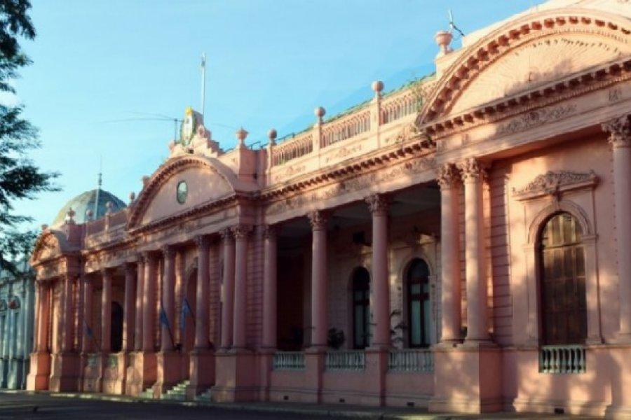 Valdés convocó al Comité de Crisis para evaluar la situación de Corrientes