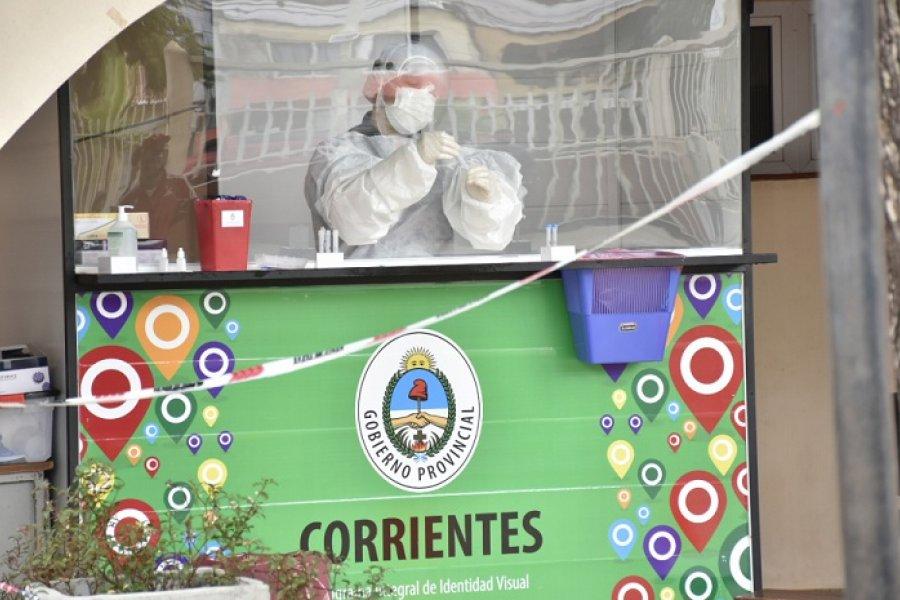 Otra jornada récord: Corrientes registró 663 nuevos contagios de Coronavirus