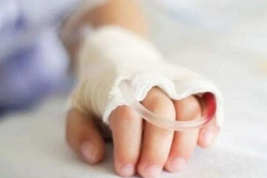 Internaron a un nene de 8 años con Covid en el Hospital Pediátrico