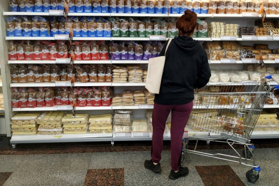 La inflación de marzo se aceleró a 4,8%, la más alta del año