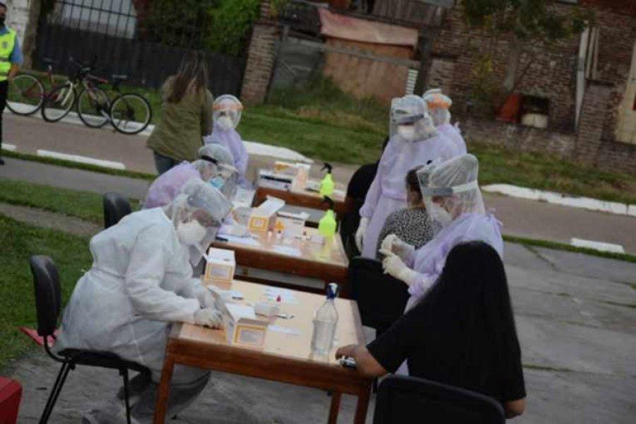 Brote de casos  y nuevas restricciones en Monte Caseros