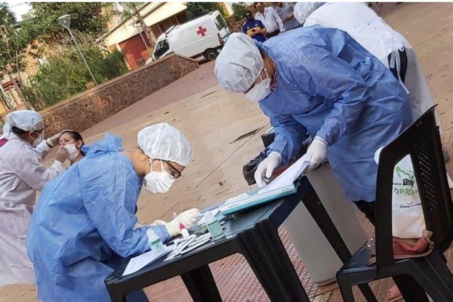 Coronavirus: 61 nuevos casos positivos en Goya