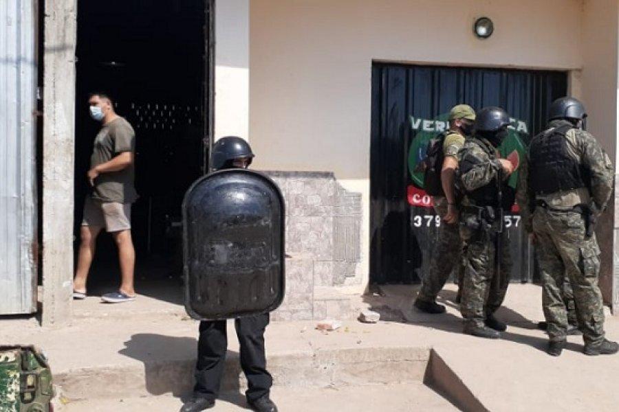 Cinco detenidos por robar y quemar el departamento de una joven estudiante