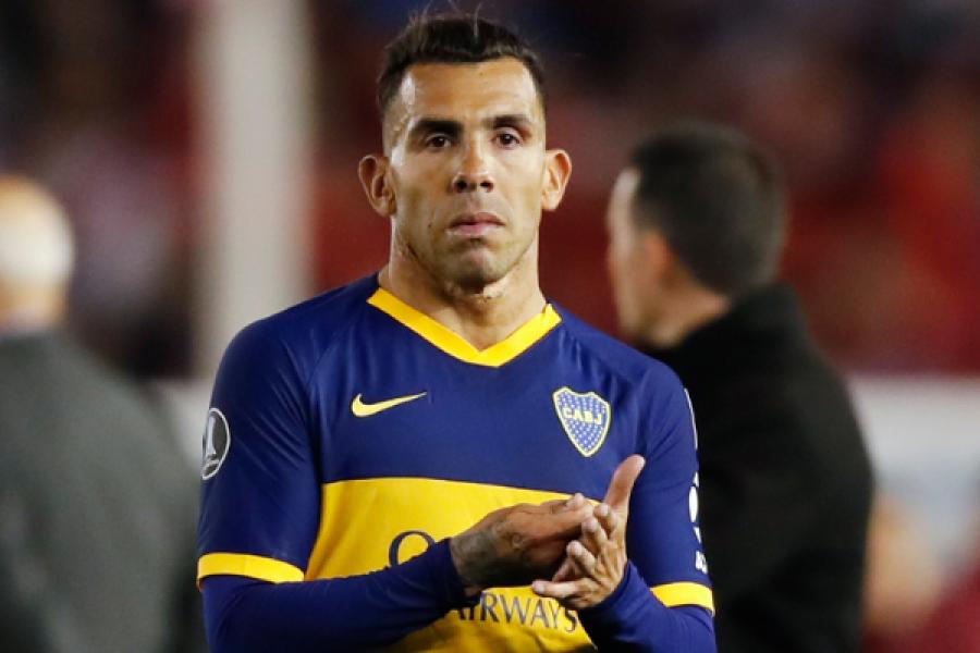 El futbolista Carlos Tevez se presentó ante la justicia para no pagar el impuesto a la riqueza