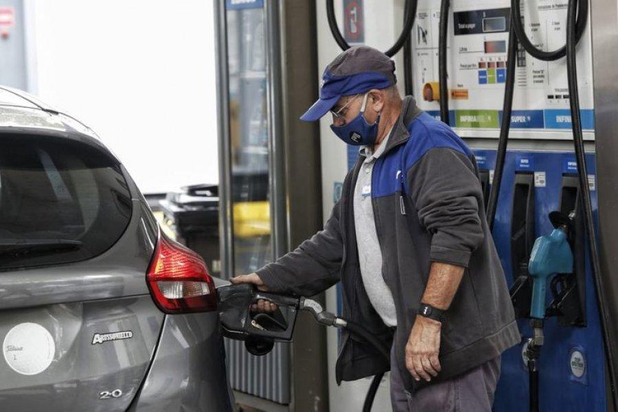 Este sábado aumentará 6% el precio de los combustibles
