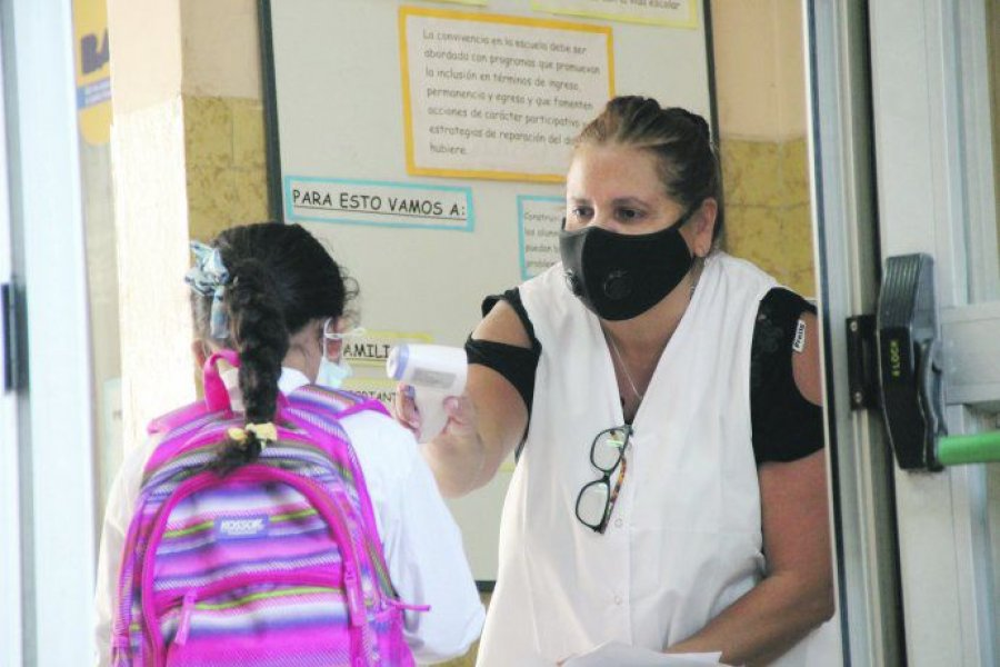 Para The Lancet, las clases presenciales aceleran los contagios de coronavirus