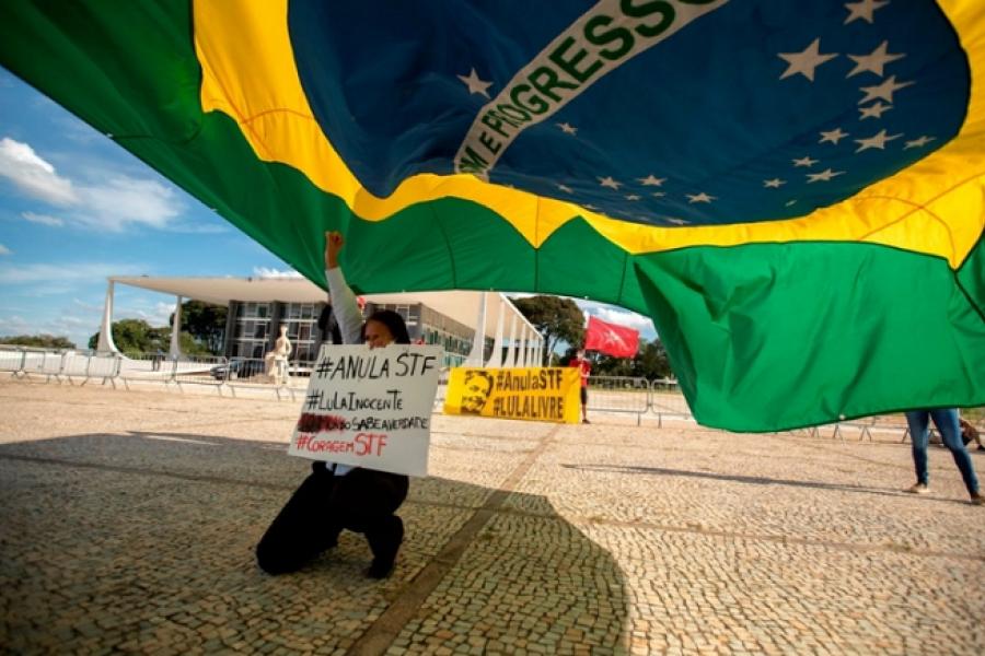 Lula: de suelto a libre
