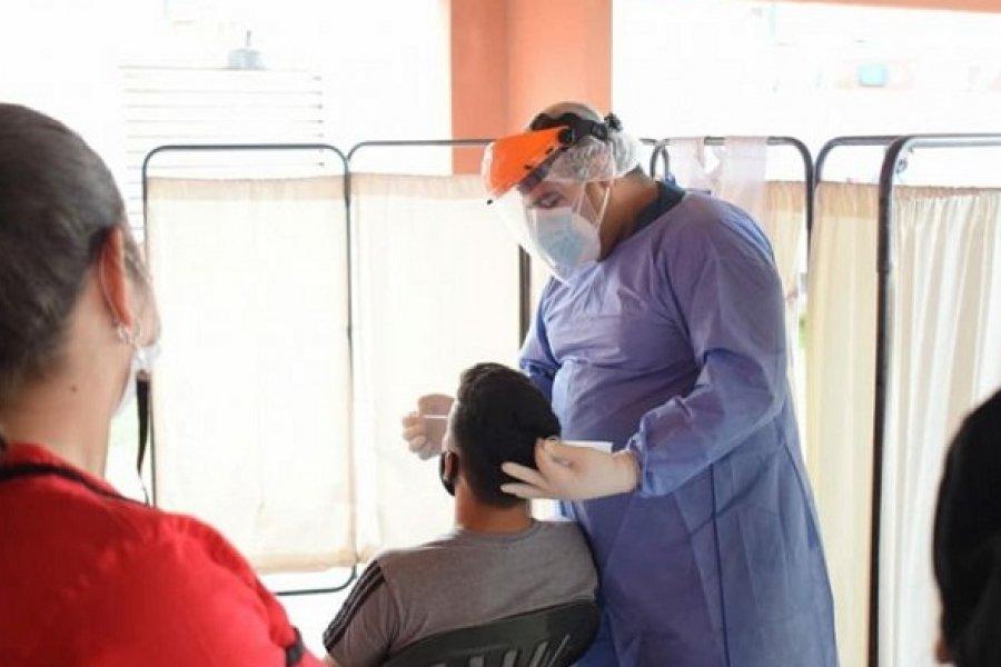 Coronavirus: Segundo día consecutivo con más de 300 casos confirmados en el Chaco