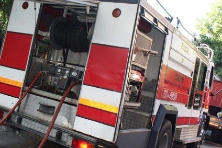 Incendio en un departamento alertó a vecinos del barrio Cambá Cuá