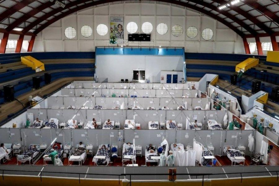 Más de tres millones de muertos en el mundo por la pandemia