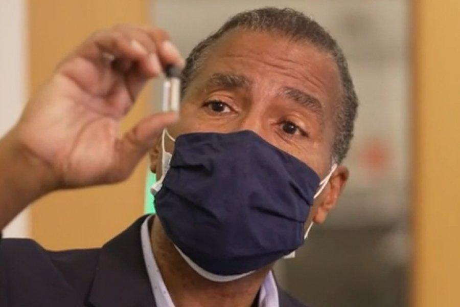 Cómo es el implante que detecta el coronavirus antes de que aparezcan los síntomas