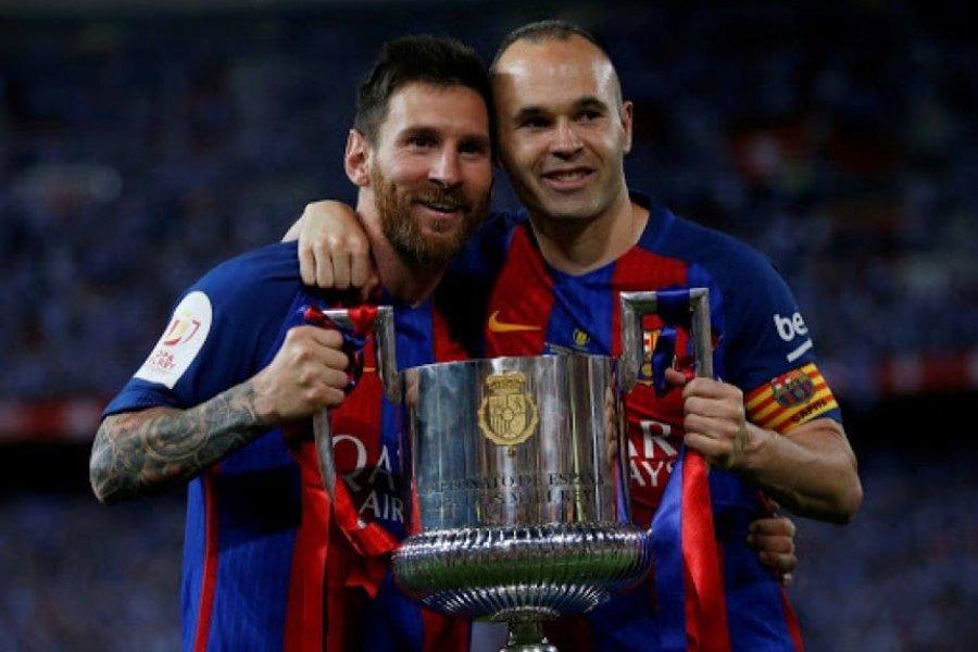 Uno por uno, los 37 títulos que ganó Messi en toda su carrera